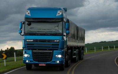 Caminhões DAF se destacam pelos equipamentos de segurança
